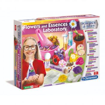 Clementoni Dětská laboratoř - Výroba esencí z květin