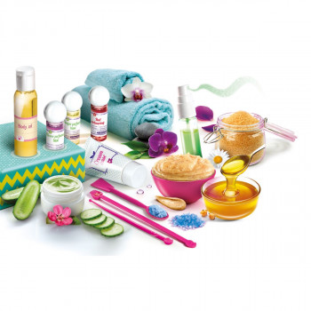 Clementoni Dětská laboratoř - Výroba kosmetiky