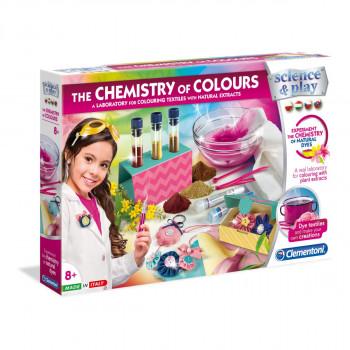 Clementoni Kreativní sada - Chemie barev