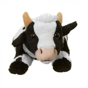 Hamleys plyšák - ležící kráva, 20 cm