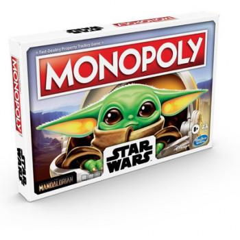 Monopoly Star Wars The Child CZ verze