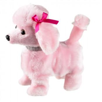 Hamleys Movers & Shakers růžový pudl