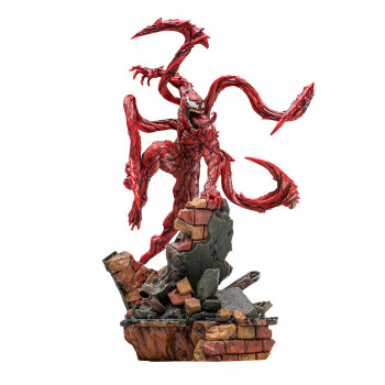 Carnage BDS Art Scale 1/10 – Venom: Let There Be Carnage