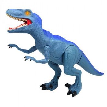 Mighty Megasaur: Chodící Raptor se zvuky (1/6)