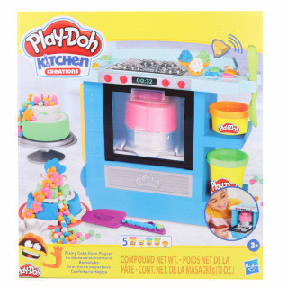 Play-Doh Cakes