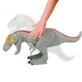 ADC Blackfire Mighty Megasaur Akční T-Rex hnědý