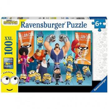 Ravensburger Puzzle 129157 Mimoni 2 100 dílků