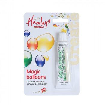 Hamleys kouzelné balonky - Magic Plastic 1 ks svítí ve tmě