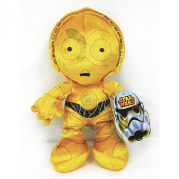 Plyšáci Star Wars 17cm C-3PO