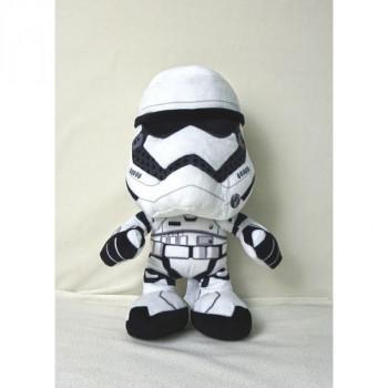 Plyšáci Star Wars VII: 25cm Villain Trooper White