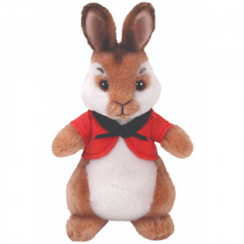 TY Beanie Babies PETER RABBIT Flopsy
