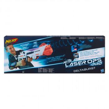 NERF Laser Ops Pro: Laserová puška Deltaburst