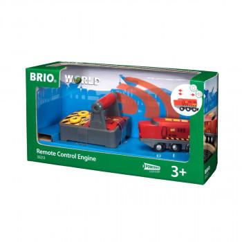 Brio Lokomotiva na dálkové ovládání 33213