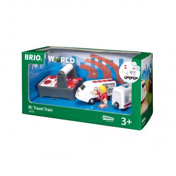 Brio 33510 Elektrický vláček souprava na dálkové ovládání