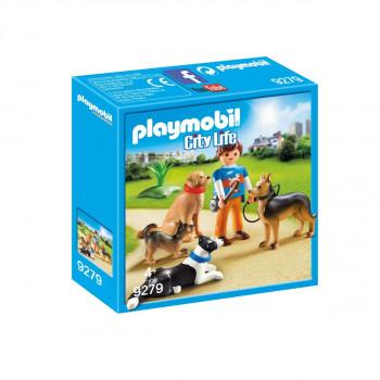 PLAYMOBIL Cvičitel psů