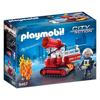 PLAYMOBIL Hasičské robotické vodní dělo
