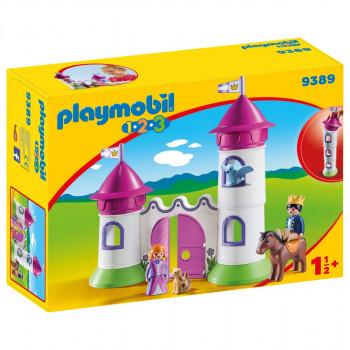 PLAYMOBIL Zámek se stohovací věží