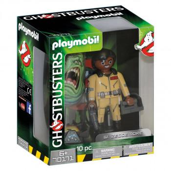PLAYMOBIL Ghostbusters™ Sběratelská figurka W. Zeddemore