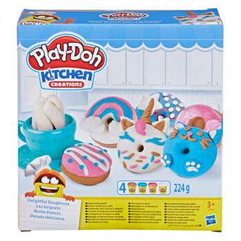Play-Doh Barevné koblížky