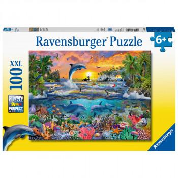 Ravensburger Tropický ráj 100 dílků