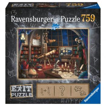 Ravensburger puzzle Exit Puzzle Hvězdárna 759 dílků