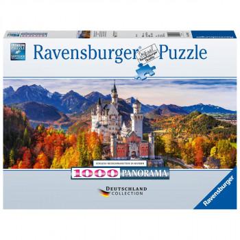 Ravensburger Zámek Neuschwanstein 1000 dílků