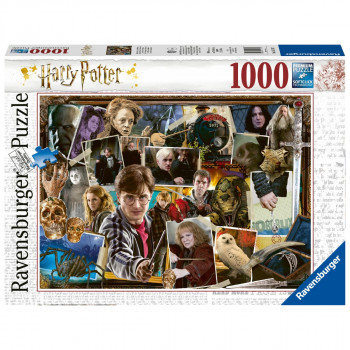 Ravensburger Harry Potter Voldemort 1000 dílků