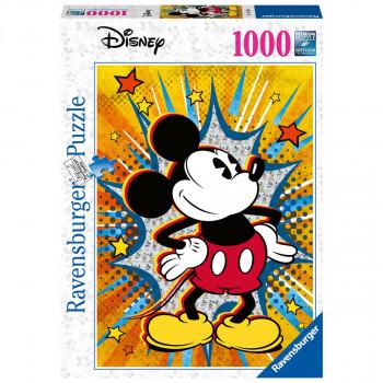 Ravensburger Retro Mickey 1000 dílků