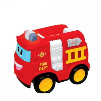 Fun2Learn - hasičské auto na dálkové ovládání
