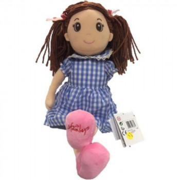 Baby Ellie - hadrová panenka Emily