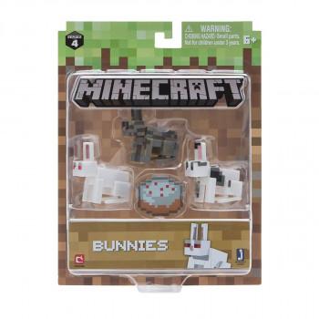 Minecraft Bunnies