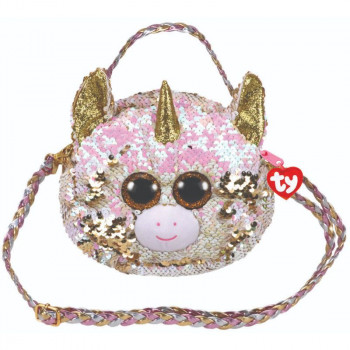 TY Fashion Sequins flitrová taška na rameno FANTASIA - jedno