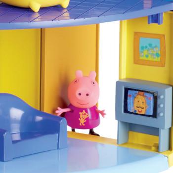 Peppa Pig Rodinný dům s příslušenstvím