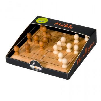 Bambusová hra – Nine Men´s Morris