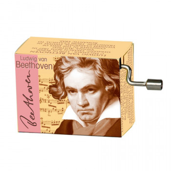 Music Box, Beethoven, melody: For Elise