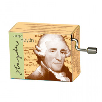 Music Box, Haydn, melody: Serenade