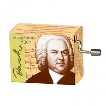 Music Box, Bach, melody: Air