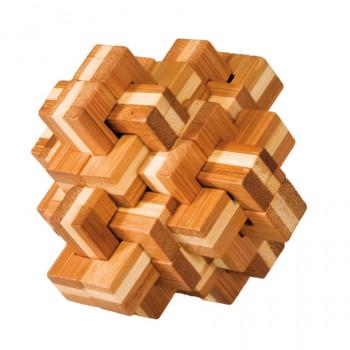 IQ-Test bambusový hlavolam Pineapple