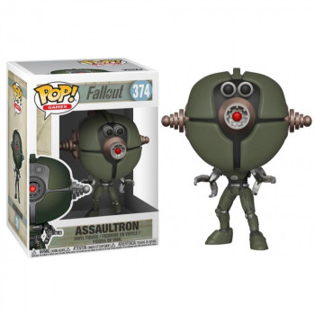 Funko POP Games: Fallout S2 - Assaultron