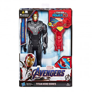 Avengers Titan Hero POWER FX 2.0 IRON MAN