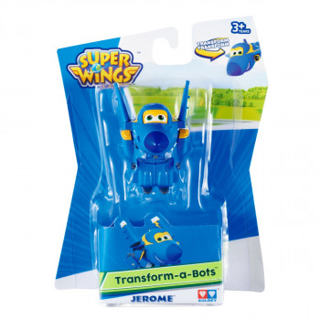 Super Wings - Transformuj Robota - Jerome
