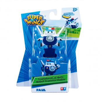 Super Wings - Transformuj Robota - Paul