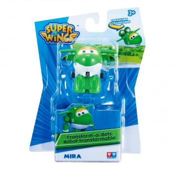 Super Wings - Transformuj Robota - Mira