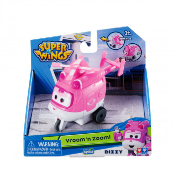 Super Wings Vroom and Zoom! Dizzy