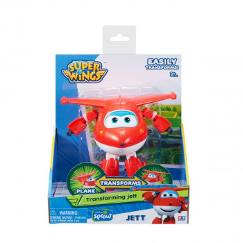 Super Wings - Transformující se - Jett