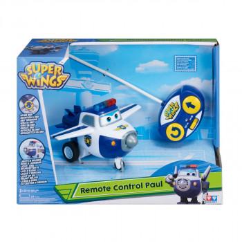 Super Wings Letadélko na dálkové ovládání Paul