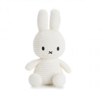 Miffy Corduroy bílý - 24 cm plyšák