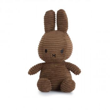 Miffy Corduroy hnědý - 24 cm plyšák