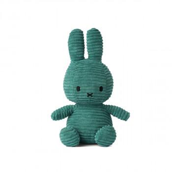 Miffy Corduroy zelený - 24 cm plyšák