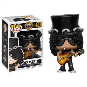 Funko POP Rocks: Guns N Roses - Slash